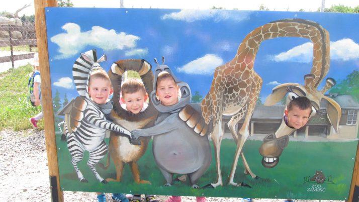 Jedziemy do zoo…