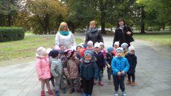 Szukamy kolorów jesieni – wycieczka do parku