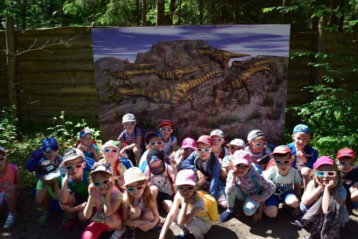Wycieczka do Parku dinozaurów