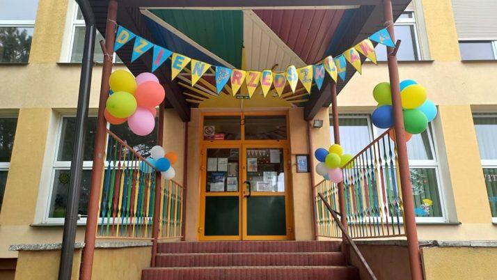 Przedszkolaki świętują